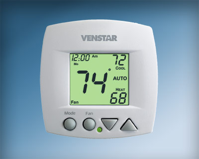 Venstar Fan Coil Thermostat